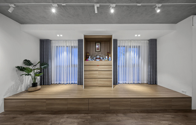 Căn hộ 130 m2 ở trung tâm Hà Nội phá vỡ mọi nguyên tắc thiết kế truyền thống  - Ảnh 10.
