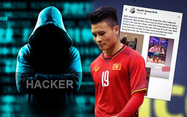 Kẻ hack facebook Quang Hải sẽ phải chịu hình phạt như thế nào? - Ảnh 1.