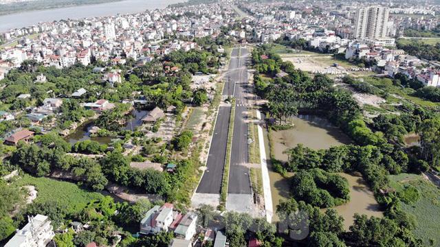 Nhìn gần con đường nghìn tỷ ở trung tâm Hà Nội sau hai năm làm được vài trăm mét  - Ảnh 13.