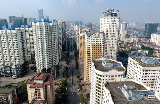 Cận cảnh khu chung cư nghìn căn hộ không phòng sinh hoạt cộng đồng ở Hà Nội - Ảnh 2.