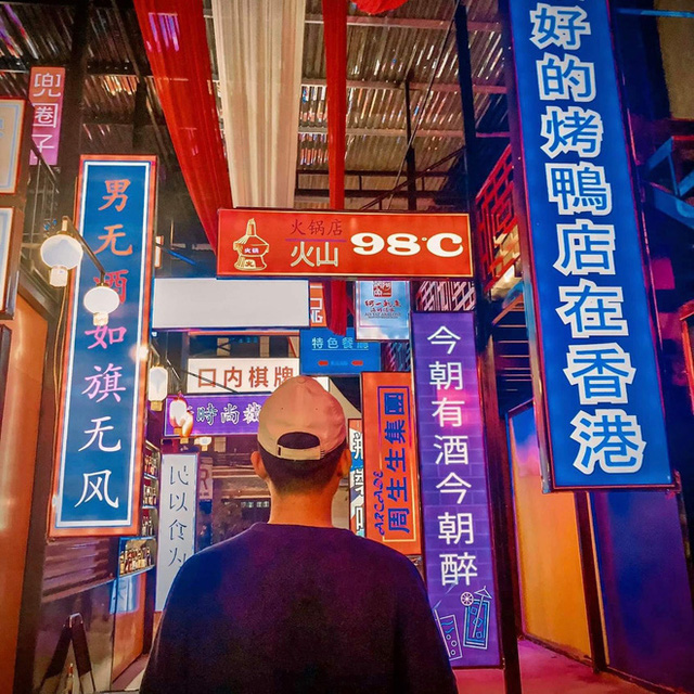 Nở rộ mô hình du lịch Hong Kong với chi phí 15.000 đồng  - Ảnh 3.