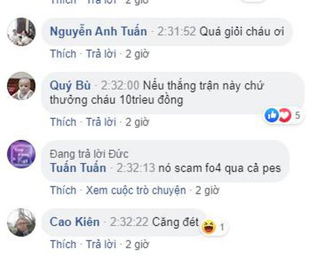 Thần đồng PES Việt 12 tuổi đánh bại 6/7 đối thủ sừng sỏ từ Hàn Quốc, làng game Việt dậy sóng như có một Chim Sẻ Đi Nắng thứ 2 - Ảnh 4.