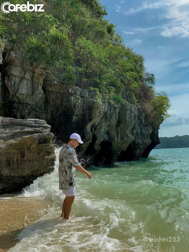 Có một Bali ngay gần Hà Nội: Thiên nhiên hùng vĩ, đảo hoang sơ, thời gian di chuyển chỉ 2 tiếng rưỡi - Ảnh 9.
