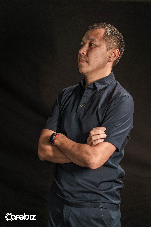 Tổng giám đốc Kusto Việt Nam: Khi bước đến đỉnh cao, người ta không muốn nhấc chân đi tiếp nữa - Ảnh 8.