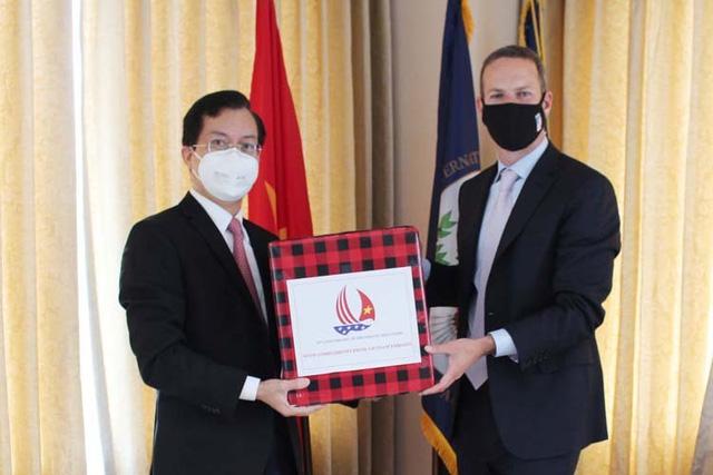 Mỹ xác định Việt Nam là đối tác ưu tiên trong chuỗi cung ứng  - Ảnh 1.