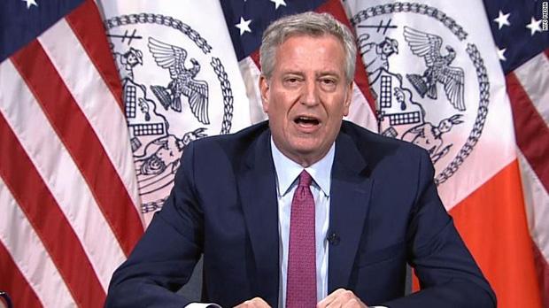 Thị trưởng New York nói về con gái bị bắt trong cuộc biểu tình: Con bé chỉ muốn nhìn thấy một thế giới tốt đẹp và hoà bình hơn - Ảnh 3.