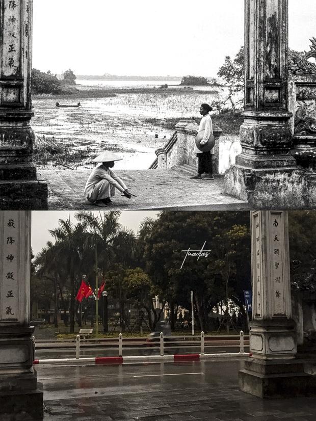 Chàng trai 25 tuổi dành 7 năm chụp bộ ảnh Hà Nội 100 năm trước: Vì thời gian là thứ không thể lấy lại được - Ảnh 10.