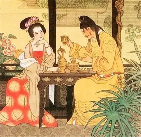 Nhà Đường cường thịnh bậc nhất lịch sử Trung Quốc nhưng Hoàng đế lại phong lưu đến mức hơn 40.000 mỹ nữ cũng không thể thỏa mãn là vì sao? - Ảnh 2.