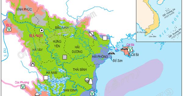 Đề xuất tách miền Trung làm hai, mở rộng và đổi tên vùng Đồng bằng sông Hồng - Ảnh 1.