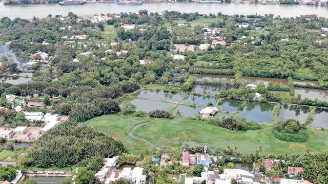 Bên trong siêu đô thị bị quy hoạch treo gần 30 năm giữa lòng Sài Gòn - Ảnh 11.