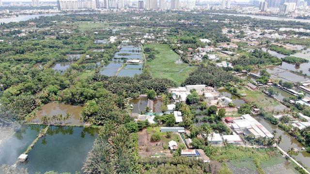 Bên trong siêu đô thị bị quy hoạch treo gần 30 năm giữa lòng Sài Gòn - Ảnh 3.
