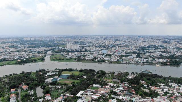 Bên trong siêu đô thị bị quy hoạch treo gần 30 năm giữa lòng Sài Gòn - Ảnh 21.