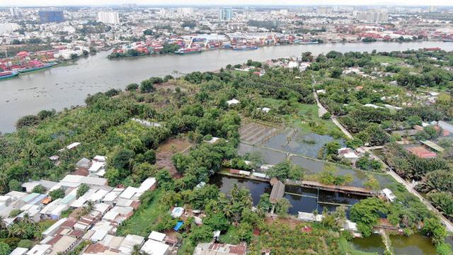 Bên trong siêu đô thị bị quy hoạch treo gần 30 năm giữa lòng Sài Gòn - Ảnh 7.