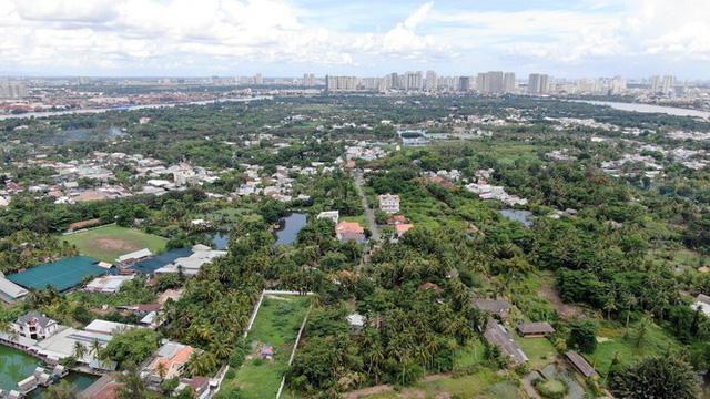 Bên trong siêu đô thị bị quy hoạch treo gần 30 năm giữa lòng Sài Gòn - Ảnh 9.