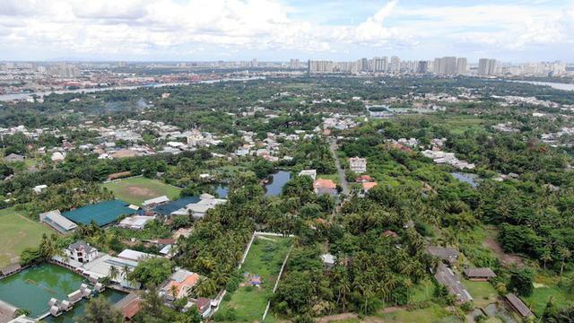 Bên trong siêu đô thị bị quy hoạch treo gần 30 năm giữa lòng Sài Gòn - Ảnh 10.