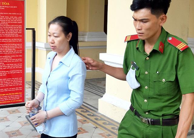 Cựu giám đốc GPBank TP Hồ Chí Minh lãnh 14 năm tù  - Ảnh 1.