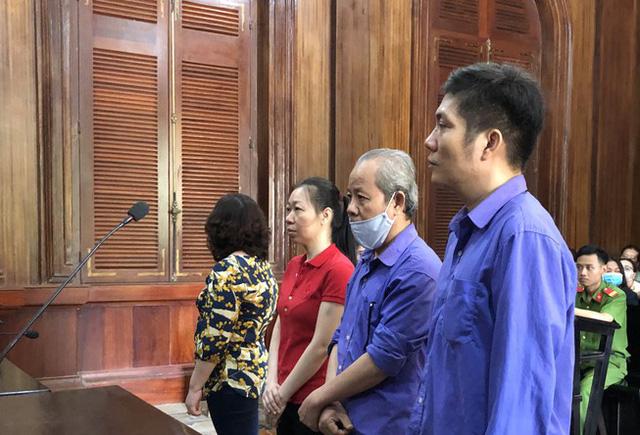 Cựu giám đốc GPBank TP Hồ Chí Minh lãnh 14 năm tù  - Ảnh 2.