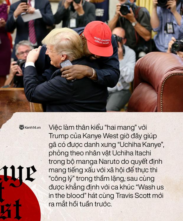 """""""Kẻ thất bại vĩ đại"""": Kanye West tranh cử Tổng thống và chiến lược thất bại công phu - Ảnh 2."""