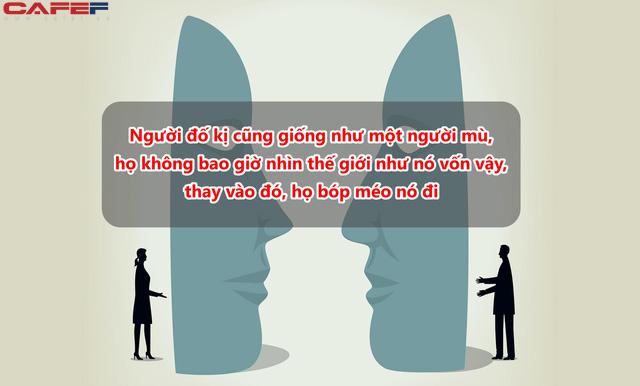 Cách người thành công chọn để đối đầu với kẻ nói xấu: Bị gato và đặt điều càng nhiều, bạn càng có thời gian để vượt xa họ  - Ảnh 1.