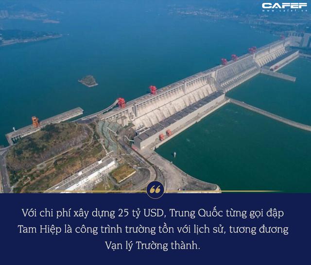 Siêu đập khổng lồ, hiện thân cho khát vọng trị thủy nghìn năm của Trung Quốc, đang đến hồi kết thúc  - Ảnh 2.