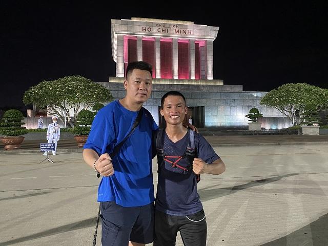 Nghỉ công việc lương 8 triệu, lên đường đi bộ xuyên Việt với 0 đồng, chàng trai Gia Lai quyên được 127 triệu đồng cho trẻ vùng cao - Ảnh 5.