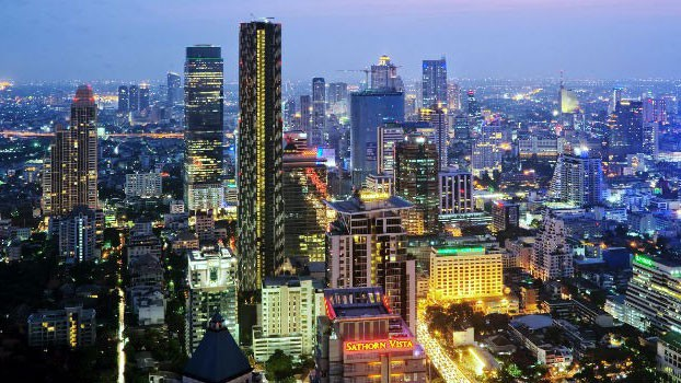 Ngân hàng Trung ương Thái Lan điều chính giảm GDP xuống 8,1% trong năm nay - Ảnh 1.