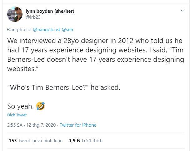 Màn tuyển dụng gây lú của IBM: Yêu cầu ứng viên phải có 12 năm kinh nghiệm với Kubernetes, trong khi nền tảng này mới chỉ 6 năm tuổi - Ảnh 6.