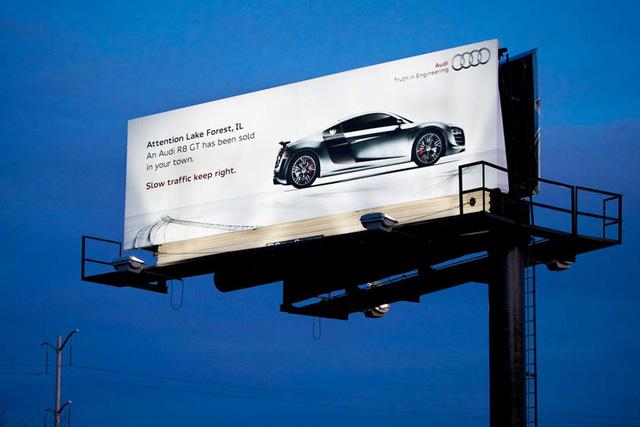 10 biển quảng cáo ô tô trường sinh bất tử với thời gian - Ảnh 1.
