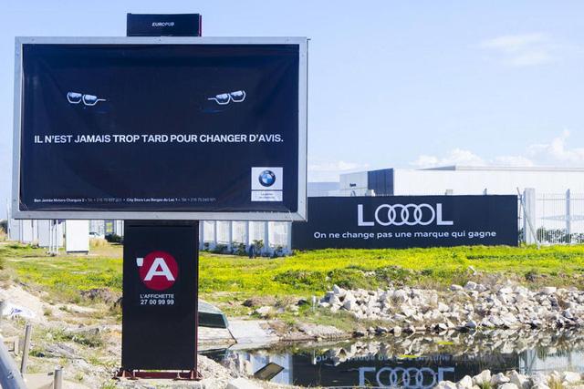 10 biển quảng cáo ô tô trường sinh bất tử với thời gian - Ảnh 13.