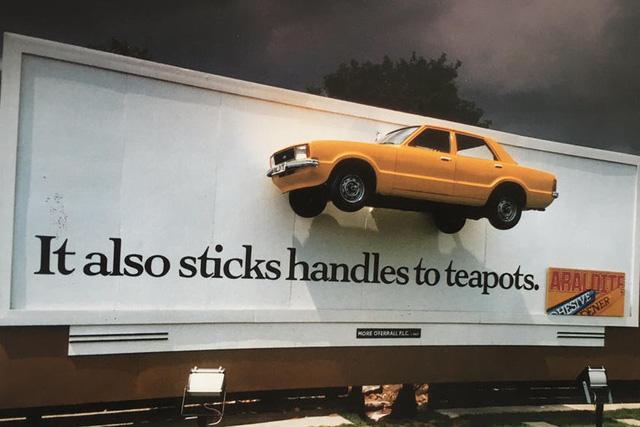 10 biển quảng cáo ô tô trường sinh bất tử với thời gian - Ảnh 14.