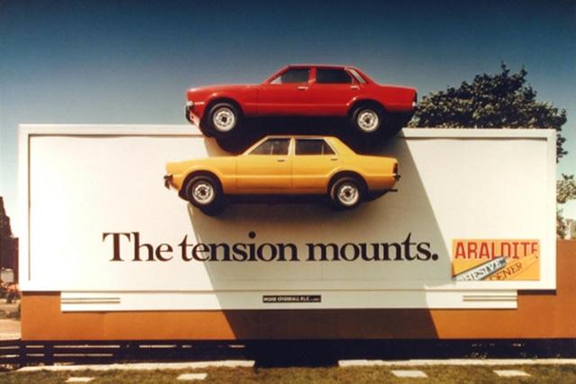 10 biển quảng cáo ô tô trường sinh bất tử với thời gian - Ảnh 16.
