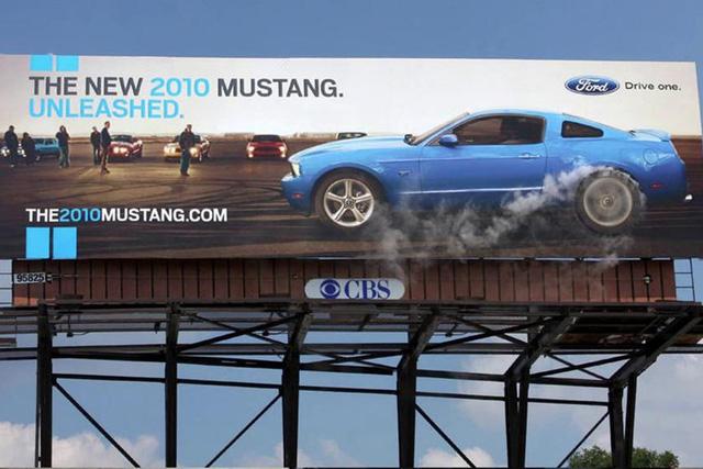 10 biển quảng cáo ô tô trường sinh bất tử với thời gian - Ảnh 18.
