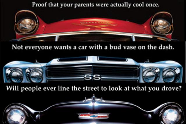 10 biển quảng cáo ô tô trường sinh bất tử với thời gian - Ảnh 20.