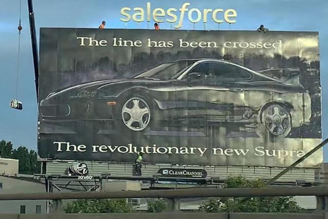 10 biển quảng cáo ô tô trường sinh bất tử với thời gian - Ảnh 9.