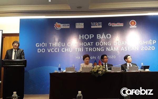 Năm Chủ tịch ASEAN 2020, Việt Nam đăng cai 7 sự kiện kinh doanh, đề xuất lập mạng lưới khởi nghiệp Đông Nam Á - Ảnh 1.