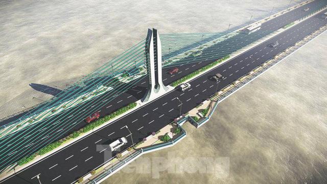 Cận cảnh nơi dự kiến xây dựng cầu Trần Hưng Đạo nối quận Long Biên - Hoàn Kiếm  - Ảnh 11.