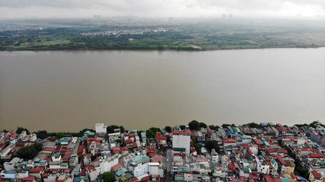 Cận cảnh nơi dự kiến xây dựng cầu Trần Hưng Đạo nối quận Long Biên - Hoàn Kiếm  - Ảnh 3.