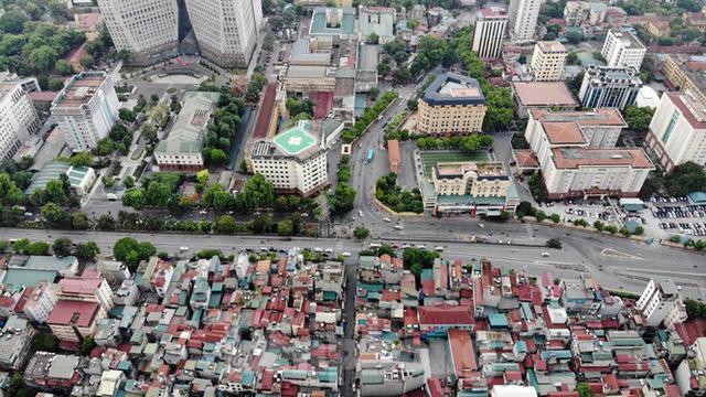 Cận cảnh nơi dự kiến xây dựng cầu Trần Hưng Đạo nối quận Long Biên - Hoàn Kiếm  - Ảnh 4.