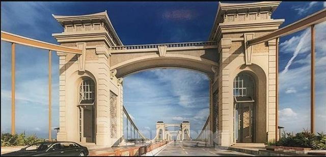 Cận cảnh nơi dự kiến xây dựng cầu Trần Hưng Đạo nối quận Long Biên - Hoàn Kiếm  - Ảnh 8.
