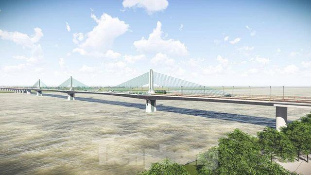 Cận cảnh nơi dự kiến xây dựng cầu Trần Hưng Đạo nối quận Long Biên - Hoàn Kiếm  - Ảnh 10.