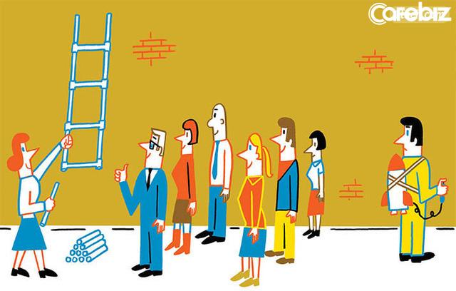 7 kỹ năng giúp bạn có một tính cách mạnh mẽ, thăng tiến trong sự nghiệp - Ảnh 1.