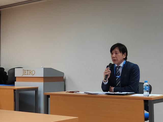 Trưởng đại diện Jetro Hà Nội lý giải vì sao Việt Nam áp đảo các nước ASEAN trong thu hút doanh nghiệp Nhật Bản  - Ảnh 1.