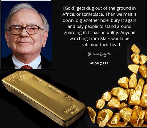 Tại sao thứ kim loại vô dụng như vàng lại có giá khi nền kinh tế biến động? - Ảnh 1.