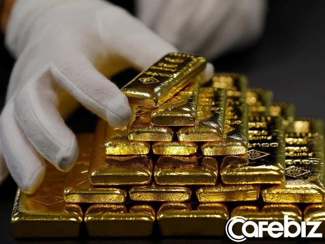 Bloomberg: Giá vàng có thể lên đến 3.000 USD/ounce? - Ảnh 2.