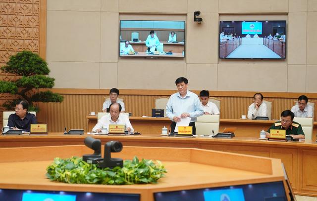 Thủ tướng: Không để dịch bệnh bùng phát, lan rộng ở Đà Nẵng và các địa phương khác  - Ảnh 1.
