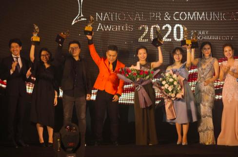 Lộ diện chủ nhân giải thưởng Truyền thông Đột phá trong lễ trao giải Vietnam National PR & Communications Awards 2020 - Ảnh 1.