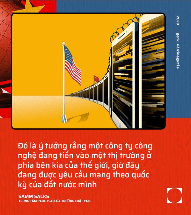 Hệ quả cuộc đối đầu công nghệ giữa Mỹ và Trung Quốc: Khi các công ty buộc phải đứng vào hàng - Ảnh 5.