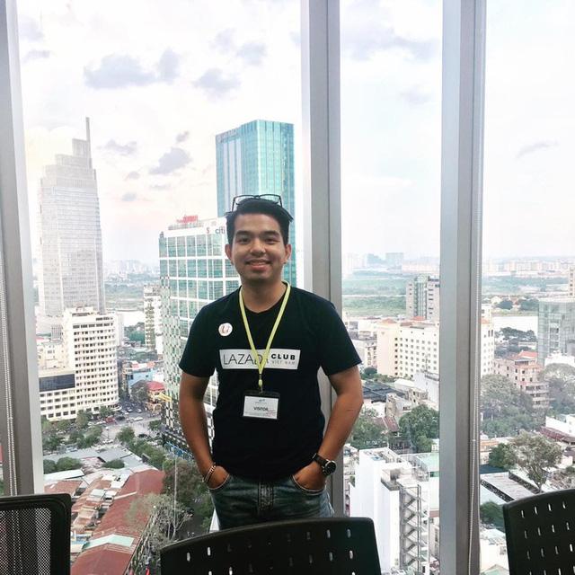 Chàng trai 24 tuổi biến đam mê ẩm thực thành niềm vui kinh doanh đồ gia dụng nhà bếp và trở thành giảng viên trẻ nhất tại Học viện Lazada - Ảnh 1.