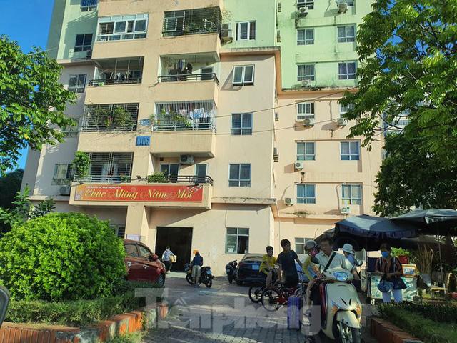 Tận thấy cảnh hoang tàn các khu nhà tái định cư ở Hà Nội  - Ảnh 14.