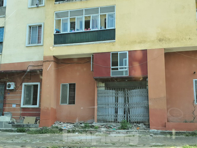 Tận thấy cảnh hoang tàn các khu nhà tái định cư ở Hà Nội  - Ảnh 15.